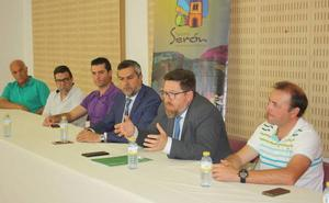 La Junta concede 285.000 euros a dos empresas de jamón de Serón para instalaciones y comercialización
