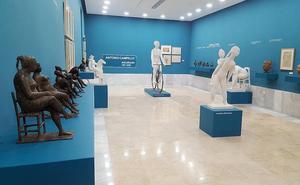 El museo Ibáñez recibe la obra del reconocido escultor murciano Antonio Campillo