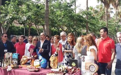 Almería honra a su gastronomía con la Feria del Jamón de Serón