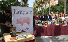 La XXIV Feria del Jamón de Serón con 'Almería 2019'