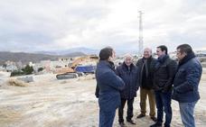Más de 130.000 euros para renovar las redes de agua de seis céntricas calles de Fines