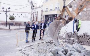 Olula del Río renovará su núcleo urbano gracias a 205.000 euros en inversiones de Diputación