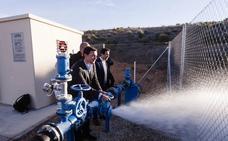 Diputación renueva las redes de abastecimiento de Zurgena con una inversión cercana a los 200.000 euros
