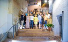 Laroya estrena escaleras, abastecimiento y saneamiento en la Calle Sacristía