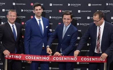 Grupo Cosentino inaugura nuevo 'Center' en Vancouver