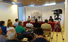 Sendero y conferencias en el antiguo poblado minero de Menas en Serón