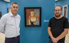 El museo Ibáñez incorpora una obra de Sunyer a su colección permanente