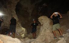 La mina romana del Espejuelo de Arboleas ya no guarda secretos para los visitantes