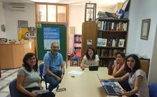 Purchena inicia el proyecto de 'Biblioteca de Acogida'