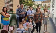Ampliación y reforma del CEIP Juan Andrés de Zurgena en las que la Junta ha invertido más de 200.000 euros