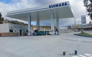Diputación mejora el pavimento de 40.000 metros cuadrados de los Polígonos de Fines y Olula