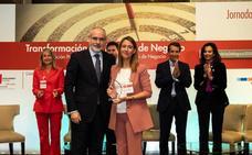Grupo Cosentino obtiene el Premio Internacional al Mejor Modelo de Negocio 2018