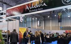 Los empresarios turísticos del Almanzora en el encuentro rural de Jaén
