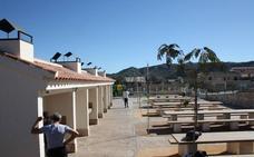 El merendero de Almanzora en Cantoria se convierte en un reclamo comarcal