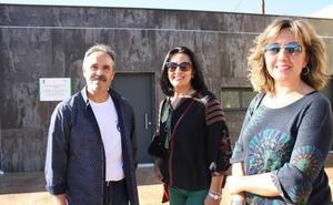 Cantoria mejora las instalaciones de su campo de fútbol