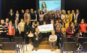 IX Jornada Comarcal de Convivencia de la Asociación Española Contra el Cáncer 'Mucho por vivir' en Olula del Río