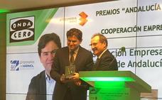 La Asociación de Empresarios del Mármol de Andalucía galardonada con el Premio Andalucía Capital por la 'Cooperación Empresarial
