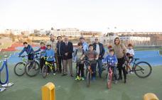 El Ayuntamiento de Albox inaugura la pista lúdico-deportiva de patines, skate y bicicletas