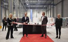 Grupo Cosentino abre nuevo 'Center' en Estocolmo y culmina un año de fuerte expansión en Europa