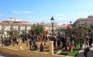 Inaugurado macro-parque 'Beato Juan Ibáñez' de Albox