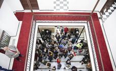 Albox se vistió de gala para la inauguración oficial de su nuevo Ayuntamiento