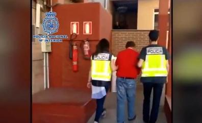 Detienen en Albox a un delincuente sexual británico