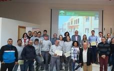 La Escuela del Mármol impartirá cinco itinerarios formativos para 90 personas desempleadas hasta 2021