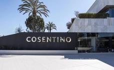 Grupo Cosentino alcanza los 984,5 millones euros de facturación con un EBITDA récord de 143 millones