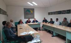 Alcaldes del Almanzora exponen al delegado de Turismo los problemas en torno a esta actividad