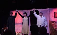 'Los Husos de la  Memoria' de la compañía 'Farsa Teatro' de Madrid, gana el 'XLIX Certamen Nacional de Teatro Aficionado' en Albox