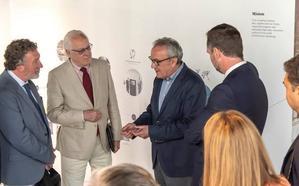 Cosentino muestra al Viceconsejero de Fomento sus planes de inversión y crecimiento en su Parque Industrial de Cantoria