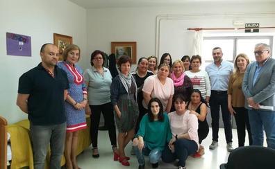 La Junta forma en atención sociosanitaria con un taller de empleo a 14 personas desempleadas en Serón