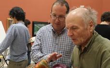 Nueva cita con Antonio López y Andrés García Ibáñez en el museo Ibáñez de Olula del Río