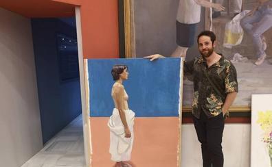 El ejercicio realizado por el madrileño Nacho Vergara gana el VIII curso de Realismo y Figuración en Olula del Río