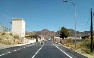 Diputación culmina las obras del Plan Especial de Polígonos del Mármol en Olula