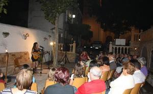 La décima edición de 'Rincones de música y palabra' de Oria dará siete recitales hasta el 8 de agosto