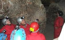 Concejales de Arboleas visitan la exposición de 'Lapis Specularis' del Museo Arqueológico Nacional