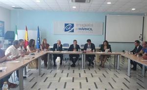 La Junta quiere que la ampliación de Cosentino sea un «ejemplo de éxito»