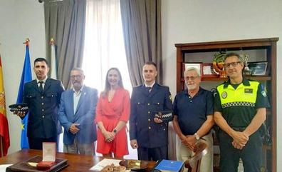 Albox incorpora dos nuevos agentes a su plantilla de la Policía Local