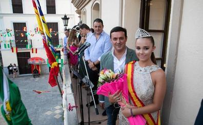 Javier A. García pregona la Feria de Tíjola 2019 ensalzando los valores de los tijoleños