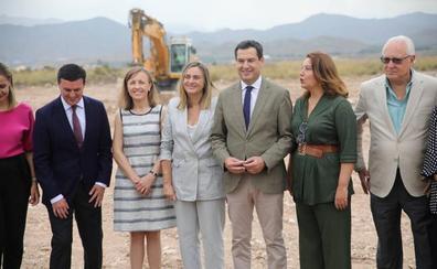 Juanma Moreno se compromete a terminar la autovía del Almanzora antes de que acabe la legislatura