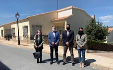 Justicia y el Ayuntamiento colaborarán para poner en marcha un Punto de Encuentro Familiar en Tíjola