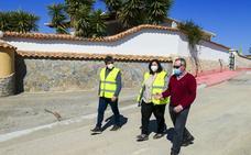 El PFEA de Diputación fomenta el empleo en Cantoria, Arboleas y Purchena con más de 5.000 jornales
