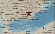 Un terremoto de magnitud 2,5 con epicentro en Serón se siente también en otras dos localidades de Almería
