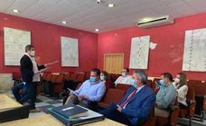 Juan de la Cruz presenta a Macael y Olula del Río la Red Local de Acción en Salud de Andalucía