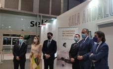 La Junta promociona la iniciativa para declarar la Cantería del Mármol de Macael como Patrimonio Inmaterial de la humanidad