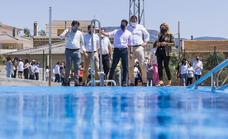 El Higueral de Tíjola estrena su nueva piscina pública y tendrá también tanatorio