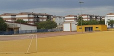 Las obras de remodelación del campo de fútbol Puerta de Madrid comenzarán en breve