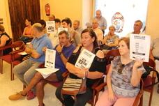 El pleno de la Corporación aprueba el proyecto de abastecimiento de agua al Santuario