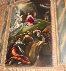 El cuadro del Greco es el gran reclamo turístico de la ciudad
